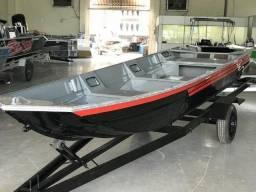 Título do anúncio: Barco 6 mts - Soldado 2021