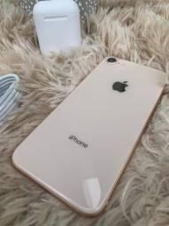 iPhone 8 64GB , 256GB NOVO DE VITRINE ( 6 meses de garantia )