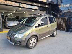Fiat dea 2007 Adventure  1.8 8V(Flex) 4P