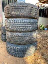 Vendo pneus seminovos aro 18