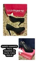 VENDA de calçados femininos.