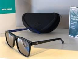 Óculos De Sol Mormaii M0098 Preto Brilho + Frete Grátis para Maringá