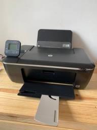 Impressora Hp 3516 Deskjet - Usada/ Problema No Cartucho