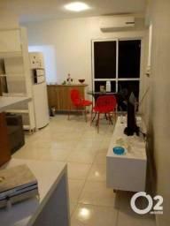 Título do anúncio: Apartamento com 2 dormitórios, 55 m² - venda por R$ 197.000 ou aluguel por R$ 1.400/mês -