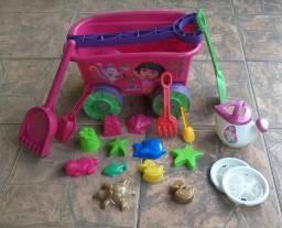 Brinquedos de areia