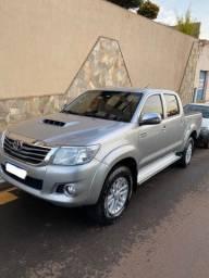 Hilux SRV 15 Diesel Automática
