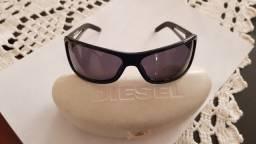Óculos original da Diesel, usado, em bom estado