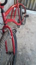 Bicicleta  Barcelona   uzada  $  200 real