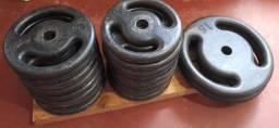 Anilhas de ferro