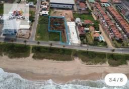Título do anúncio: Terreno à venda, 1544 m² por R$ 1.665.500,00 - Beira Mar - Barra Velha/SC