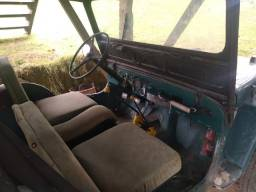 Título do anúncio: jeep willys 1951