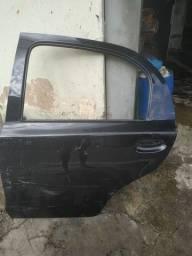 Porta Toyota Etios Hatch Traseira esquerda