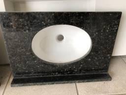 Título do anúncio: Pia de granito pra banheiro