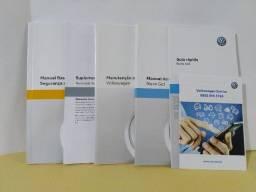 Kit Manual De Instruções VW Gol G6 E G7 - Original