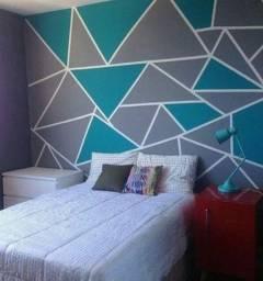 Pintor especialista em figuras geometricas 99547##4561
