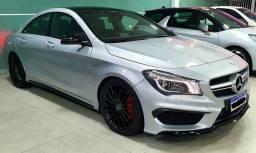 Mercedes Cla 45 amg s4matic
