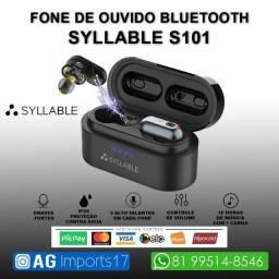 Syllable S101 - Fone de Ouvido - APTX - QCC 3020