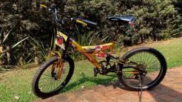 Título do anúncio: Bicicleta MTB Infantil Kent Hyper 20, Aro 20 - Pouco Usada