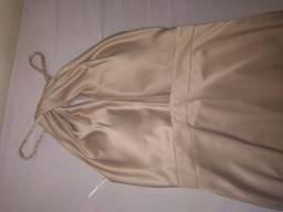 Vestido usado uma única veste 40 a 42. 140