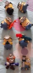 Brinquedos coleção MCDonalds
