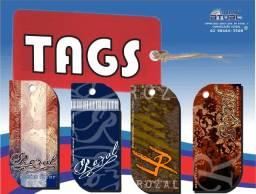 Tags e etiquetas