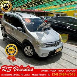 Nissan Livina X-Gear 1.6 Completa SL + Gnv - 2011