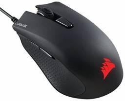 Mouse Gamer Corsair Harpoon PRO, RGB, 6 Botões, 12000DPI, Preto