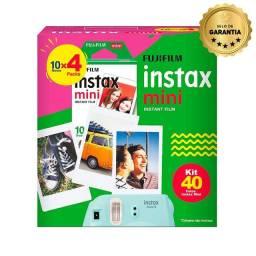 Título do anúncio: Filme para Instax Mini com 40 Fotos - Fujifilm
