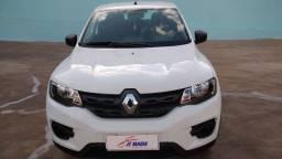 Título do anúncio: Renault Kwid Zen 1.0 Branco