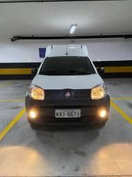 Fiat Fiorino 2014 com GNV