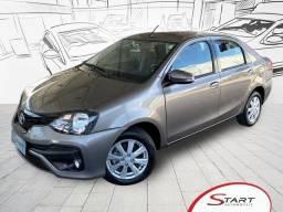 Título do anúncio: Toyota Etios 1.5 X Plus 16v Flex 4p Manual 2020