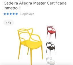 Cadeiras allegra