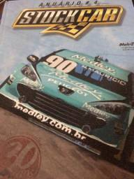 Livro anuário Stock car