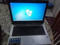Notebook H-Buster 4Gb Ram Hd500 HDMI i3