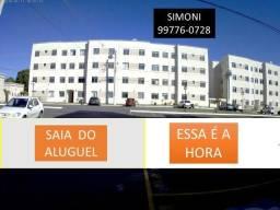 SCL1² - Apartamento 2 Quartos no Balneário de Carapebus