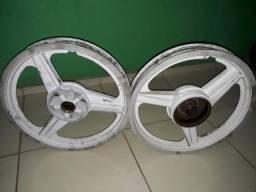 Rodão da 150 freio a disco