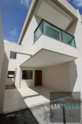 JR - Lindíssima Casa Duplex 3 quartos com suíte -Pronta para morar! Próx. a Porto Canoa