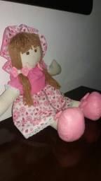 Vendo boneca de pano 50 centímetros