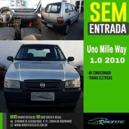 Uno Mille Way 1.0 - SEM ENTRADA - 2010