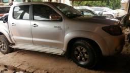 Hilux 2006 diesel 2.5 manual $ 53.000 - 2006