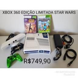 XBOX 360 Edição Limitada STAR WARS