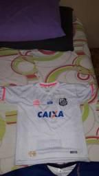 Camiseta Santos 2018 Feminina