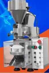 Maquina de Salgados modeladora de salgadinhosvendo ou troco