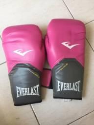0bb3acec8 Luva de Box Muay Thai EVERLAST 12oz