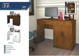 Mesa Escrivaninha Delta Benetil Móveis - Pague na entrega direto do fabricante peça já
