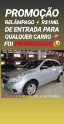 Showroom AUTOMÓVEIS (AGILE 1.4 LTZ 2012COMPLETO)R$1MIL DE ENTRADA !!