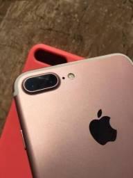 Iphone 7 Plus Rose / Favor ler a descrição.