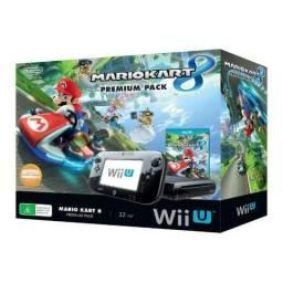 Nintendo Wii U super conservado. Aceitamos Video Games como parte do pagamento