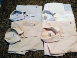Lote de 4 Camisas Social Original