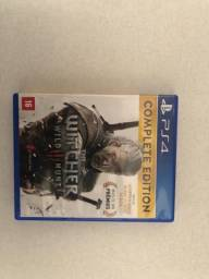 The Witcher 3 complete edition PlayStation 4